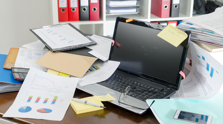 ORGANIZE YOUR FILES AND SAVE TIME